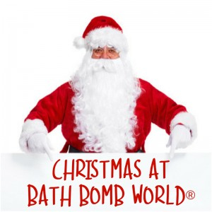 Christmas At Bath Bomb World®